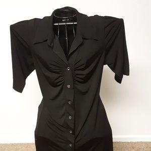 Spense little black dress